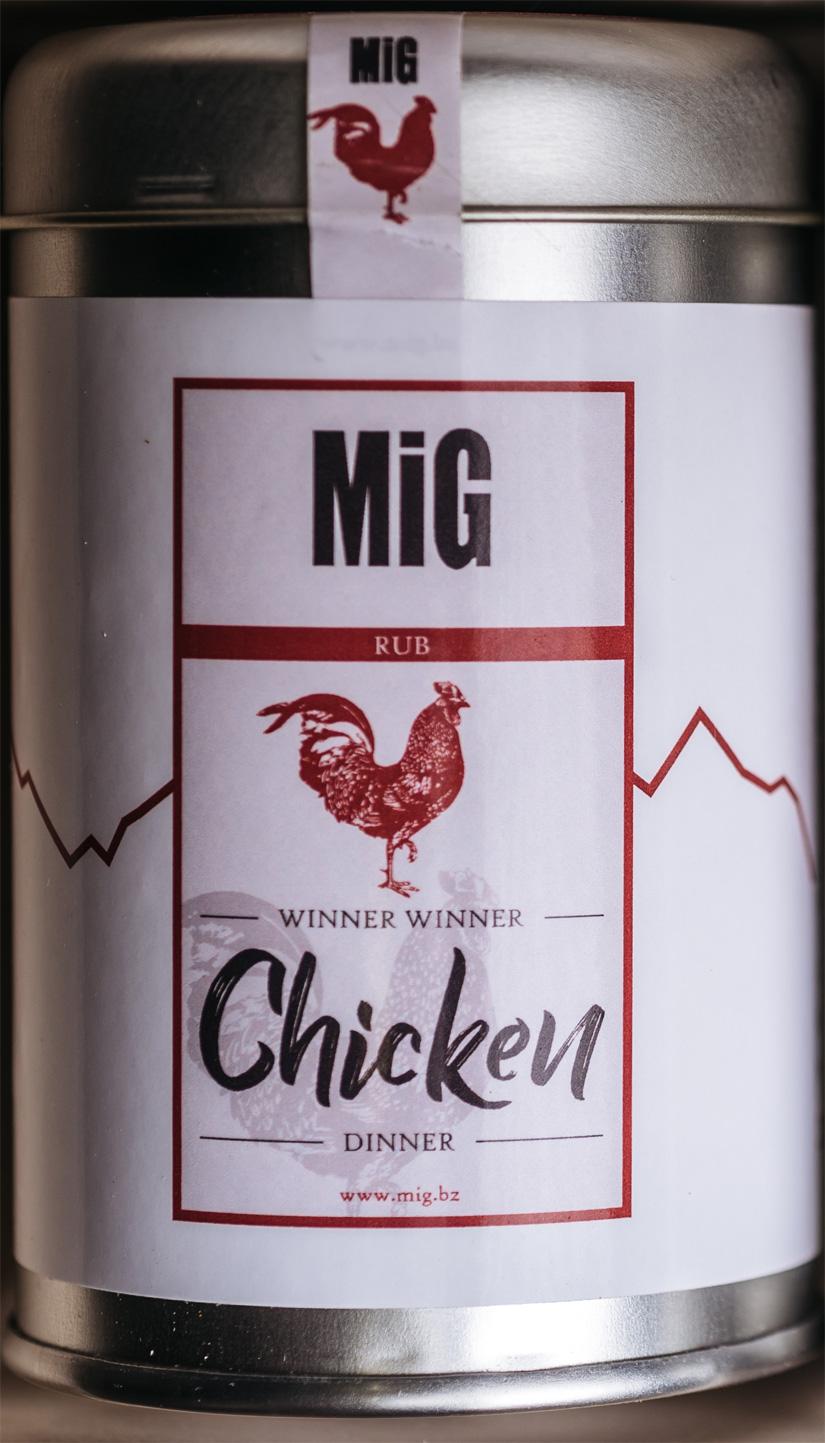 MiG Rub: Winner Winner Chicken Dinner