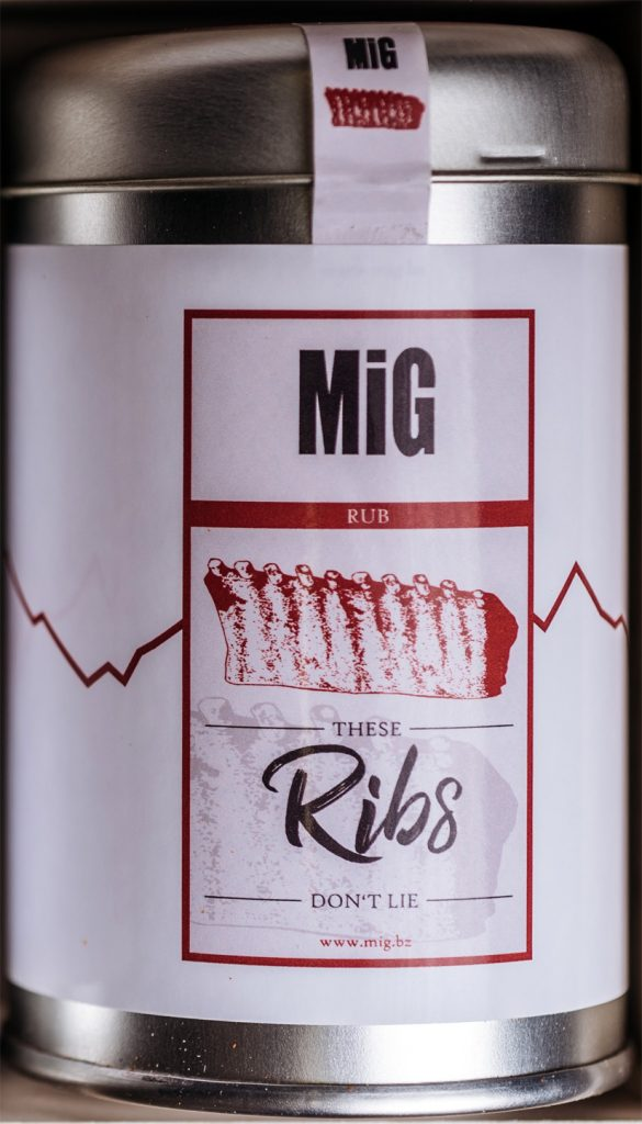 MiG-Rub: These RIBS don't lie